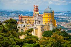 Private Sintra Tour desde Lisboa con Degustación de Vinos y Palacio de la Pena