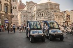 Firenze Eco Tour da elettrico Golf Cart