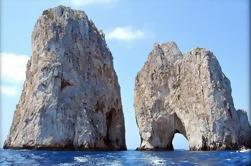 Excursión de un día a Capri desde Nápoles