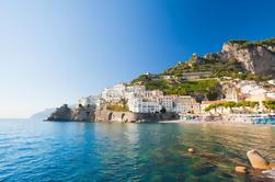 Positano y Amalfi en barco desde Sorrento