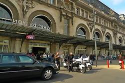 Traslado Privado: Estación de París al Hotel