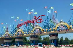 Traslado privado desde Charles de Gaulle o Orly a Disneyland