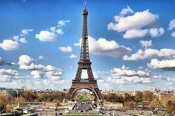 París Tour de medio día con un conductor privado