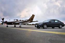 Traslado privado de lujo desde París al aeropuerto de Bourget