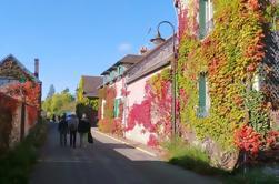 Giverny y Honfleur 9 horas de viaje desde París con transporte privado