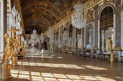 Skip-the-Line Palacio de Versalles y Tour de la Torre Eiffel con traslado al hotel