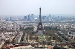 Tour por la ciudad de París y Skip-the-Line Torre Eiffel