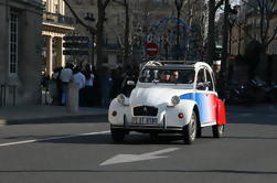 Paris Classic tour in 2CV
