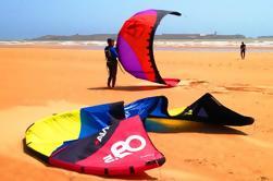 Cours individuels de kitesurf à Essaouira