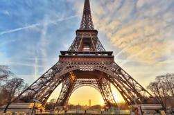 Boleto de acceso prioritario de la torre Eiffel con el anfitrión