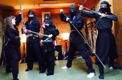 Entrenamiento Ninja Experience Tour