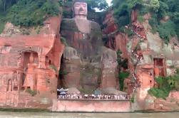 Excursión de un día privado: Leshan Buddha of Chengdu