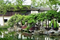 Excursión de un día privado: Jardines de Suzhou y Museo de la Seda de Shanghai, incluyendo almuerzo