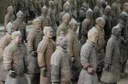 Tour Privado de Un Día de Guerreros Terracota de Xi'an y Muro de la Ciudad