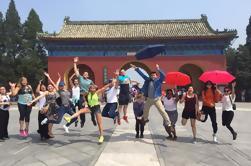 Tour en autobús para grupos pequeños: Puntos culminantes de la ciudad de Beijing, incluyendo almuerzo