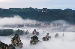 Private Zhangjiajie Excursión de un día con el Gran Cañón y la Cueva del Dragón Amarillo