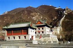 Pequeño grupo de Pekín entrenador Día Tour: Badaling Gran Muralla y Galería de Jade Visita incluyendo almuerzo