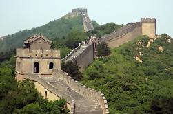 Excursión de un día a un grupo de Beijing: Explore la Gran Muralla de Juyongguan y la Ciudad Prohibida incluyendo el almuerzo