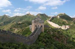 Excursión de un día al Coach de Pequeños Grupos de Beijing a la Gran Muralla de Jinshanling incluyendo almuerzo
