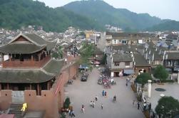 Excursión de un día privado: Tujia pueblo étnico antiguo de envío de Zhangjiajie