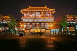 3-stündige Xi'an Abend Private Tour von Tang Paradise mit Waterscape Show
