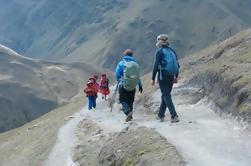 Lares Trek naar Machu Picchu: 4-daagse tour