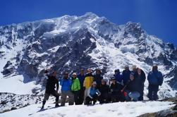 Salkantay Trek naar Machu Picchu: 4-daagse tour