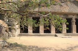 Mumbai Private Tour: Dia inteiro Mumbai City Tour com Elephanta Caves