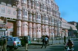 Visita privada a la ciudad de Jaipur: fortaleza de Amber, palacio de la ciudad, Jantar Mantar, Hawa Mahal y Birla Mandir