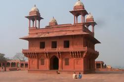 Tour privado: Tour de medio día de Fatehpur Sikri