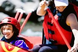 Aventura en rafting en cañones de Bighorn