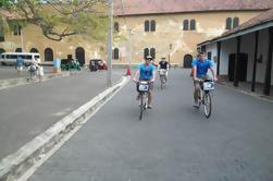 Galle Fort en de stad Cycling Tour