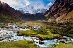 5-tägiger All-Inclusive Salkantay Trek nach Machu Picchu