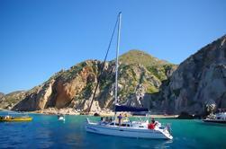 Crucero de lujo de vela y buceo en Cabo San L