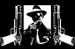 Paseo a pie de gángster de la Ciudad de Nueva York y Crucero de Comedia Stand-Up