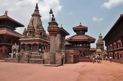 Excursión de medio día a Bhaktapur con Nagarkot Sunset Tour desde Katmandú