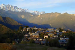 4-Day Ghale Gaun Homestay Experience van Kathmandu