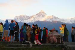 3-daagse Annapurna Trip met inbegrip van de Dhampus Hill Trek