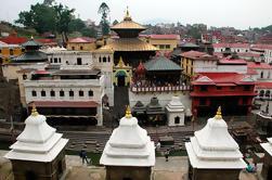 Excursão privada de Pashupatinath e Boudhanath