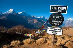 8-daagse Annapurna Panorama Trek van Kathmandu