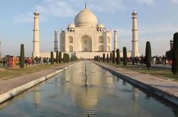 Independiente de 5 días Tour de Agra, Fatehpur Sikri y Jaipur de Delhi con coche privado