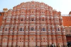 Excursão independente de Jaipur da cidade cor-de-rosa de 3 dias de Deli