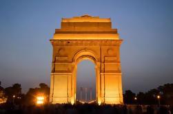 Independiente Nueva y Nueva Delhi City Tour con coche