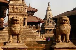 Excursión de un día a la ciudad de Bhaktapur y al templo de Changu Narayan
