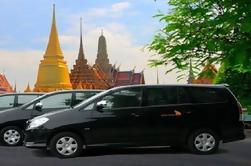 Bangkok International Airport Arrivée partagée Transfert à l'hôtel à Bangkok
