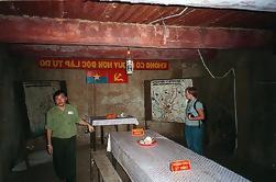 Excursión privada de medio día a los túneles de Cu Chi desde Ho Chi Minh City