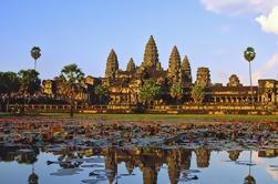 Excursión de día completo Angkor Wat en coche
