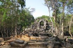 Día Completo Koh Ker y Beng Mealea Exploración desde Siem Reap