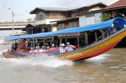 Excursão Privada: Dia Inteiro - Excursão Bangkok Canals