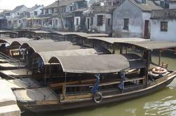 Private Day Tour: Watertowns Xitang and Wuzhen from Shanghai